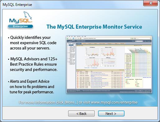 Instalacja MySQL zrzut 7