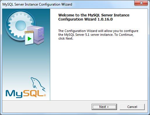 Instalacja MySQL zrzut 9