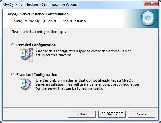 Instalacja MySQL zrzut 10