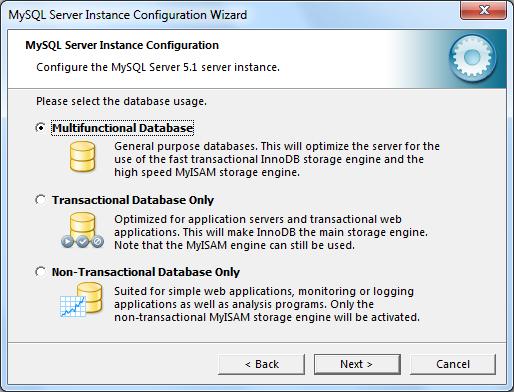 Instalacja MySQL zrzut 12