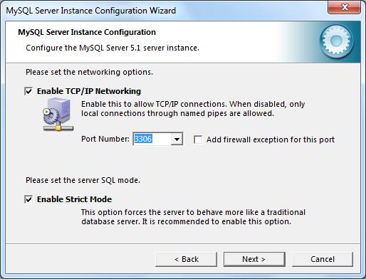 Instalacja MySQL zrzut 15