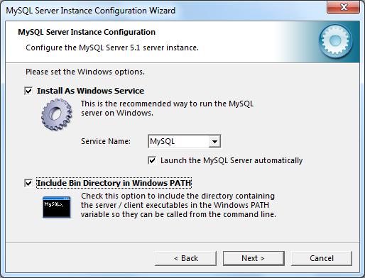 Instalacja MySQL zrzut 17